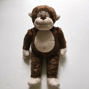 Build-A-Bear Stuffed Monkey 🐵